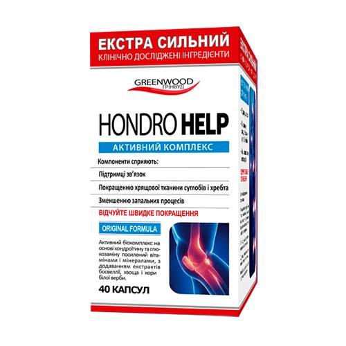 Хондро Хелп №40