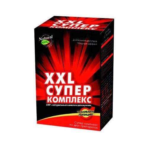 XXL-супер комплекс №4+60